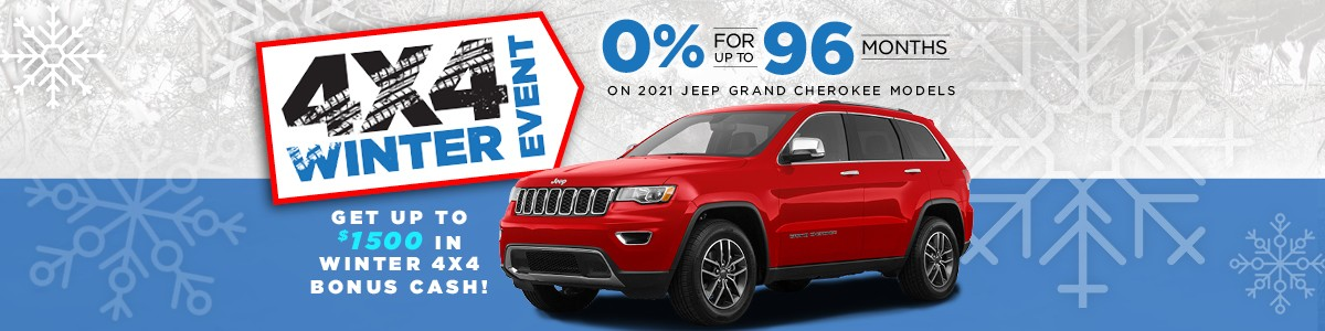 Jeep Discount Offers at Wellington Chrysler Dodge Jeep Ram in Guelph